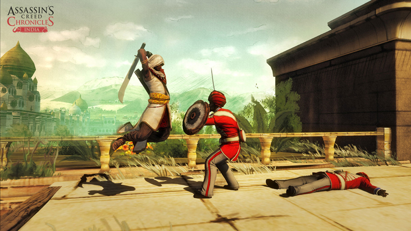 Assassin's Creed Chronicles: India Review - The Second of the Three Part Chronicle
