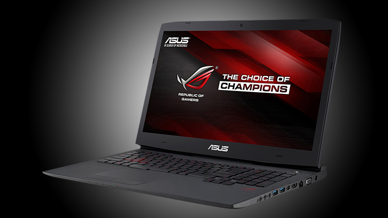 Asus G751JL Review - A Curious Mix of High-End Looks and Mid-Range Performance