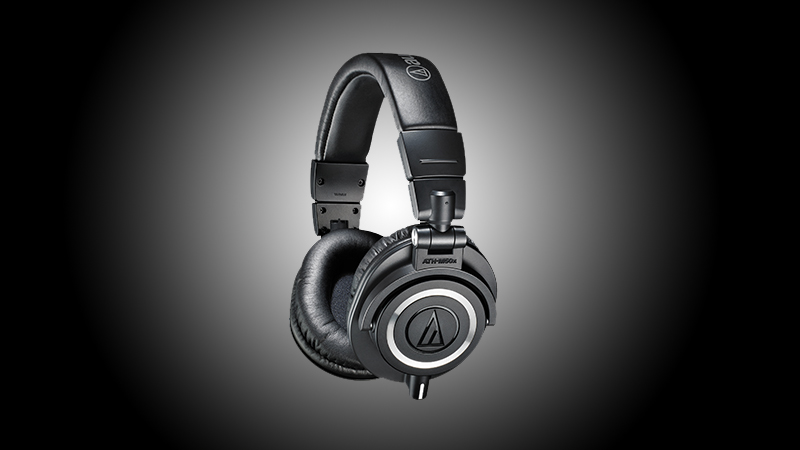 Audio-Technica ATH-M50x Review - Large Size, Powerful Bass
