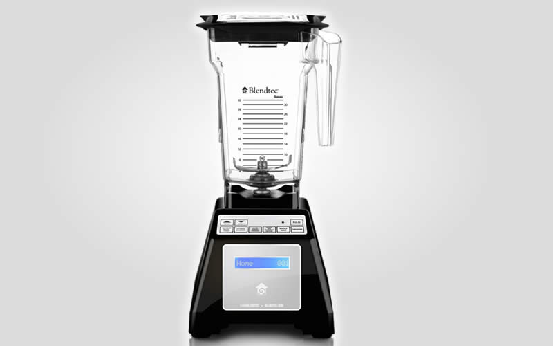 Blendtec Total Blender is Your All-in-One Food Shredding Kitchen Tool