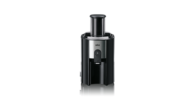 Braun J500 Spin Juicer Review - An Affordable Juicer Delivering Much Promise