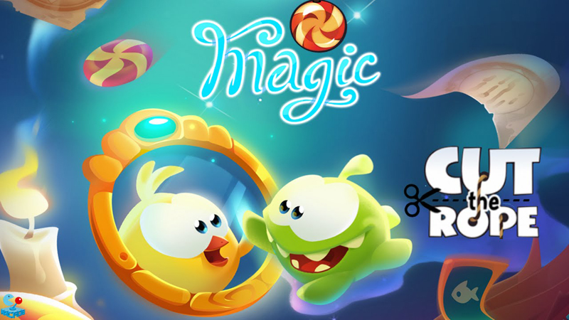Cut the Rope: Magic Review - The Return of Om Nom