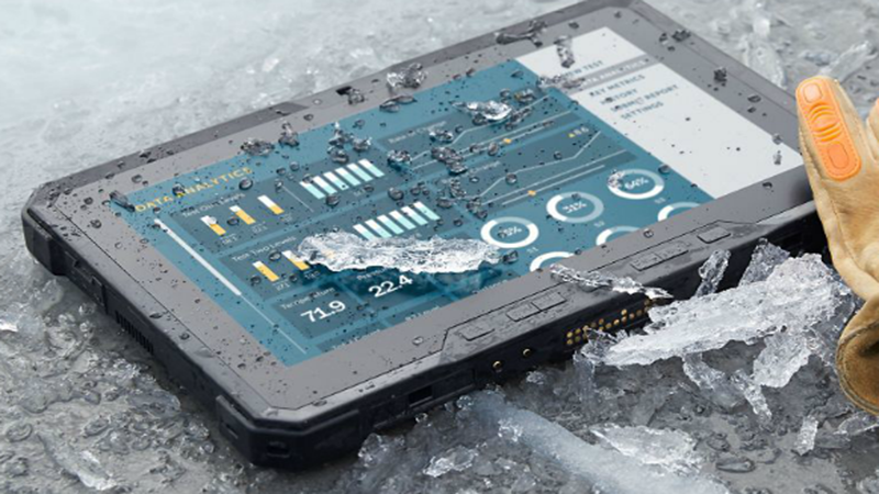 Dell Latitude 12 Rugged Tablet Review - Resisting Harsh Environments