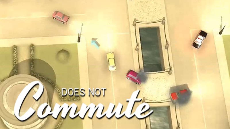 Does Not Commute Review - A Perfect Take on 1970s Destruction