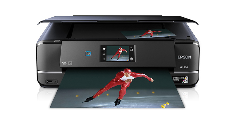 Epson Expression Photo XP-960 Small-in-One Review - Not Your Full-Fledged MFP