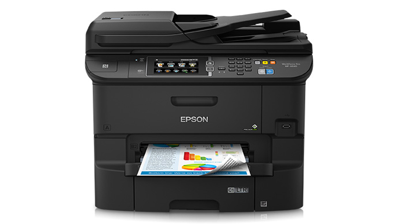Epson WorkForce Pro WF-6530 Review - Worth a Consider