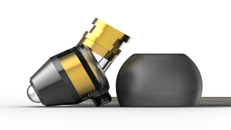 GranVela V1 Dual Driver Earphones Review - Great Sound Quality in a Unique Design