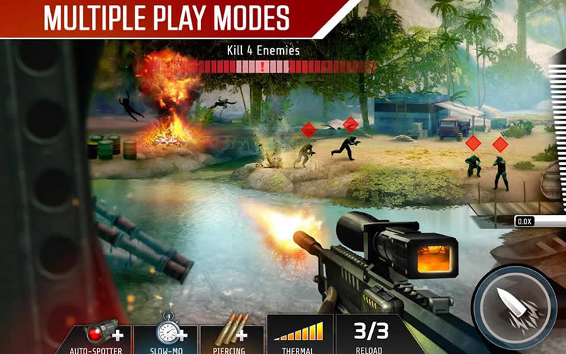 How To Play Kill Shot Bravo APK on Laptop Computer or