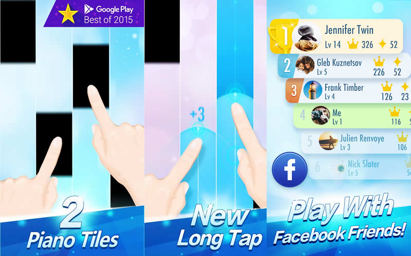 How To Play Piano Tiles 2 APK on Laptop Computer or Windows Tablet