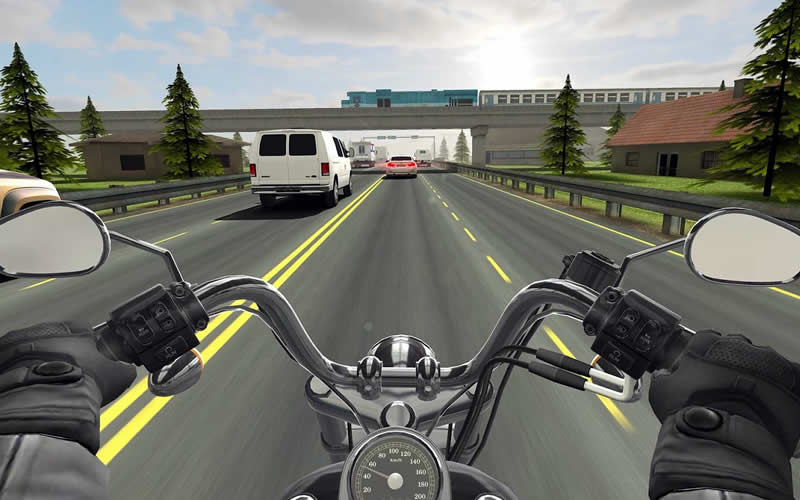 How To Play Traffic Rider APK on Laptop Computer or Windows Tablet