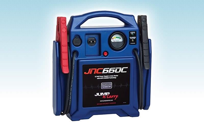 Jump-N-Carry JNC660C 1700 Peak Amp 12-Volt Jump Starter - Taking Care of Your Battery