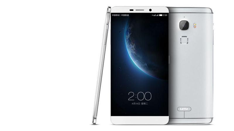 LeTV Le Max Pro - The First Phone to be Powered by the Qualcomm Snapdragon 820