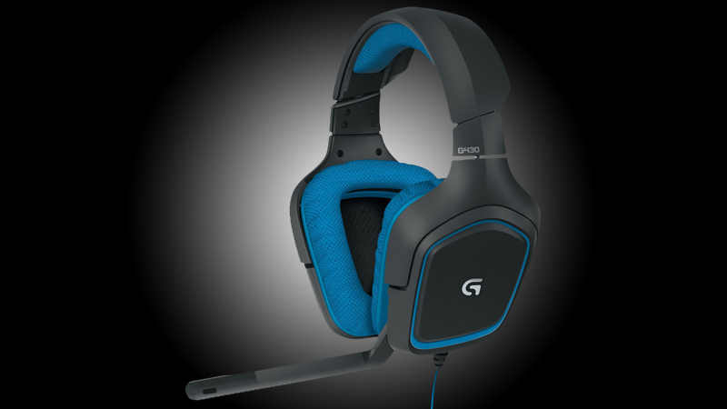 Logitech G430 Review - Turn Up the Gaming Audio