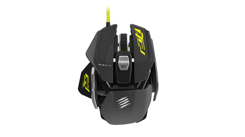 Mad Catz R.A.T Pro S Review - Can it be One of the Best Gaming Mice on the Market?