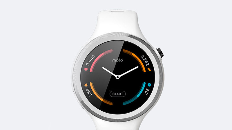 Motorola Moto 360 Sport Review - Not Recommended for Athletes
