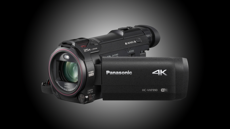 Panasonic HC-VXF990EBK Review - Adding in Some Neat Features Into the Mix