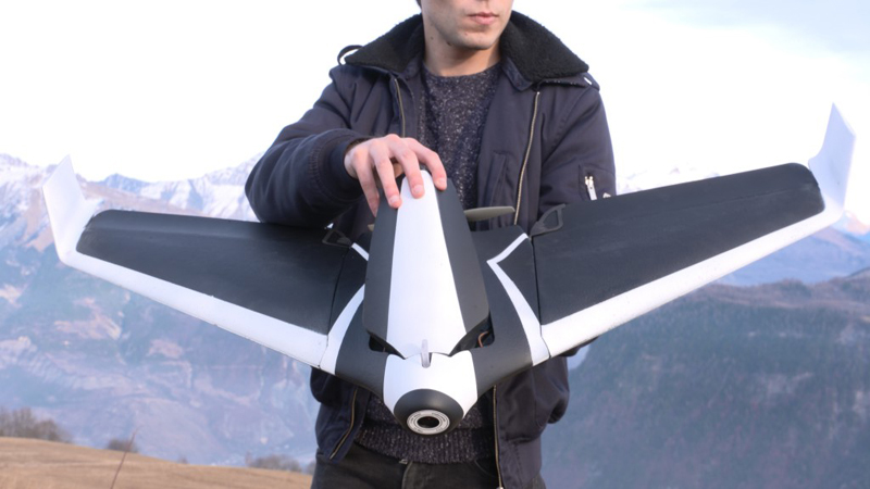 Parrot Disco - A Breakaway From Quadcopters