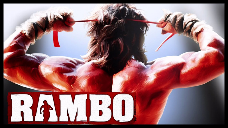 Rambo: The Mobile Game Review - Stick to the Movies