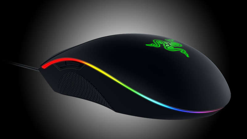 Razer Diamondback Review - A Mix of the Old and New