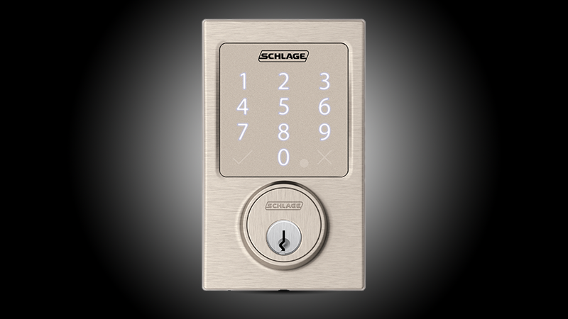 Schlage Sense Review - Lock or Unlock Your Home With Siri