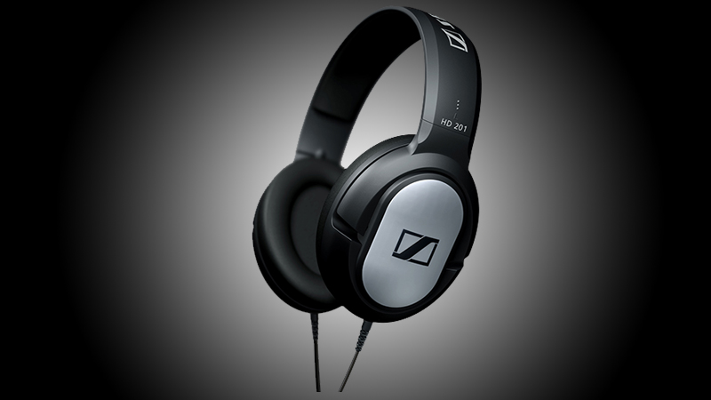 Sennheiser HD 201 Review - Not for Outdoor Use