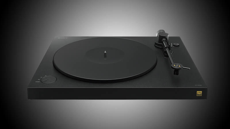 Sony PS-HX500 Turntable - Convert Your Vinyl Tracks to Hi-Res Digital Format
