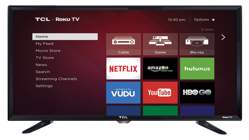 TCL 28S3750 Roku Smart TV Review - Content at Your Disposal