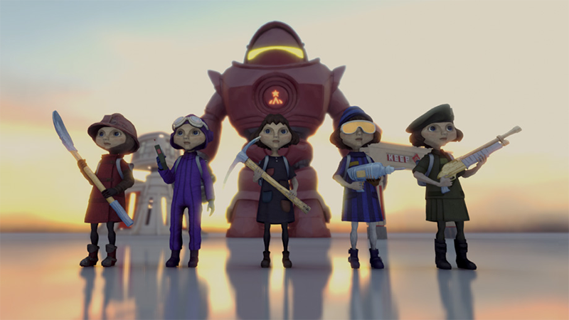 The Tomorrow Children - An Adult Minecraft Experience
