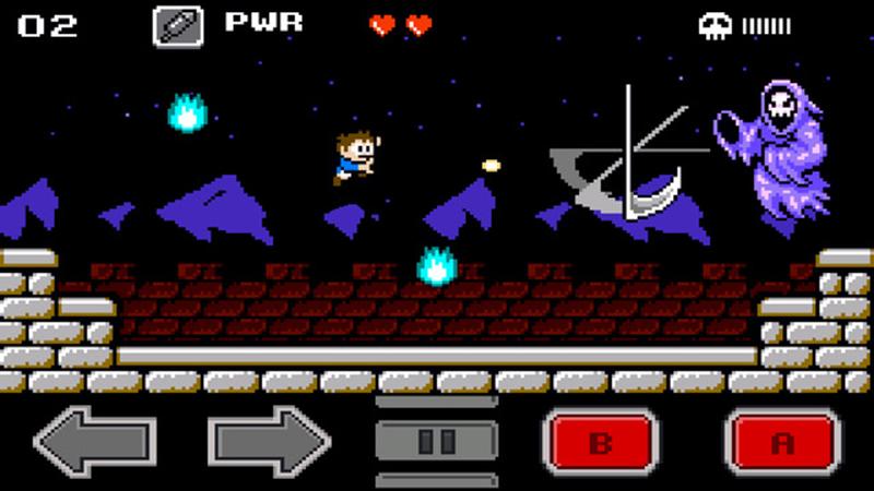 Venture Kid Review - Mega Man, is That You?