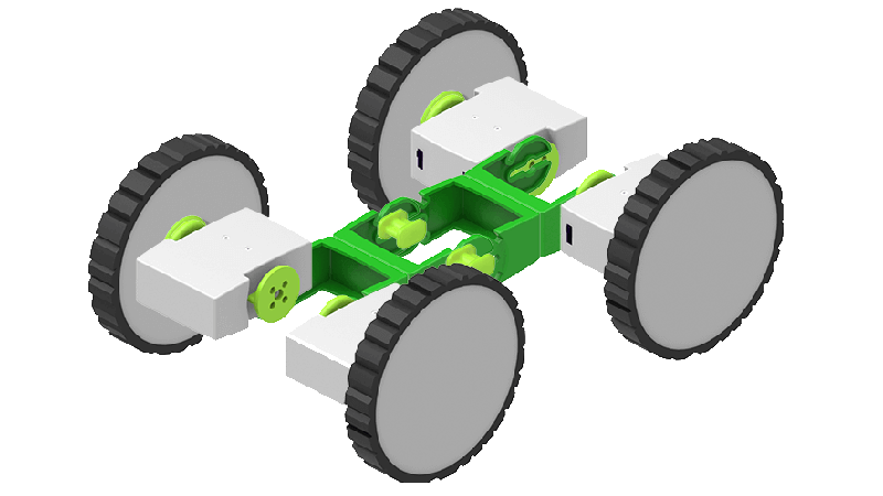 Ziro Robotics Kit - Start Your Engineering Days at a Young Age