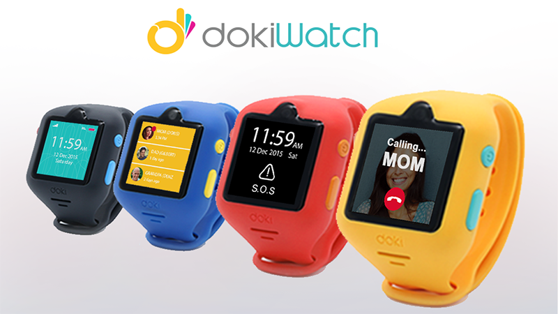 dokiWatch - The Smartwatch Made for Kids