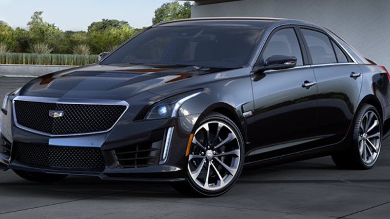 2016 Cadillac CTS-V Review - Part Luxury Sedan, Part ...