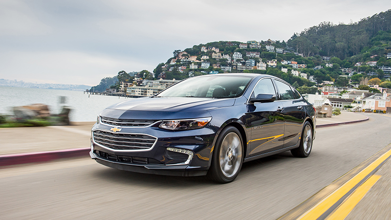 2016 Chevrolet Malibu 1.5T Review - A Smaller Displacement Variant of The Company's Family Sedan