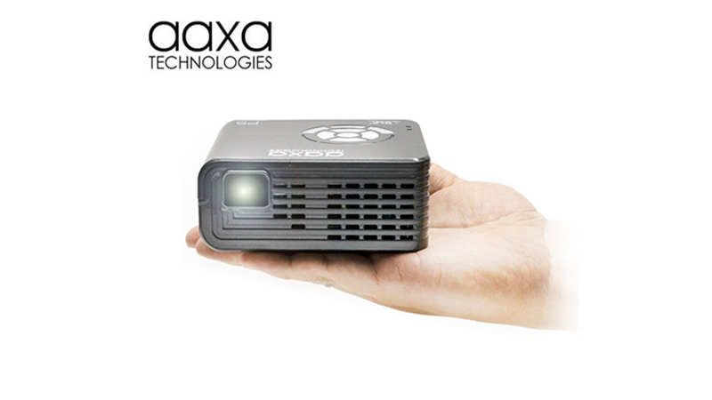 AAXA P5 Review - A Projector That Can Fit on Your Palm