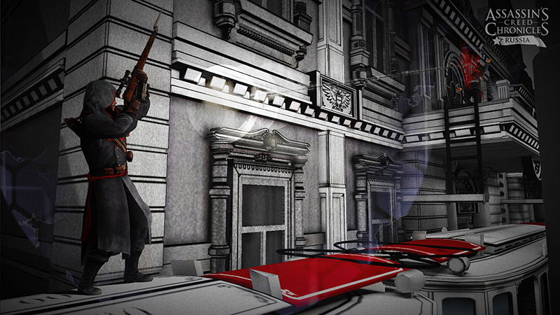 Assassin's Creed Chronicles: Russia Review - Don't Give Up Yet