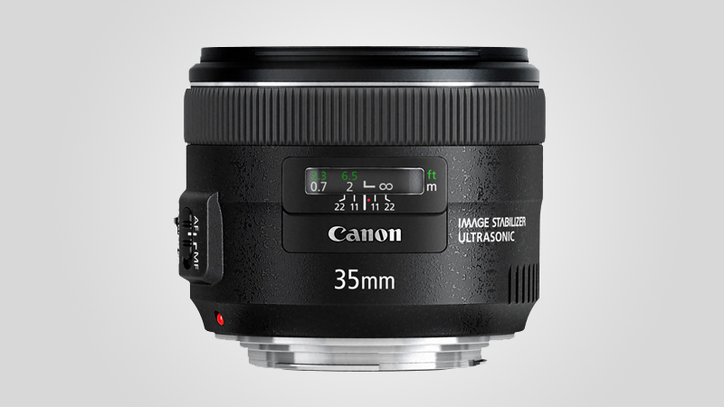 Canon EF 35mm f/2 IS USM Review - Falls a Bit Short for Being Highly Recommended