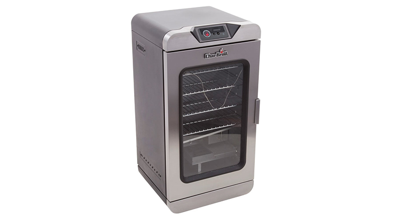 Char-Broil Digital Electric Smoker With SmartChef Technology Review - Smoked to Perfection