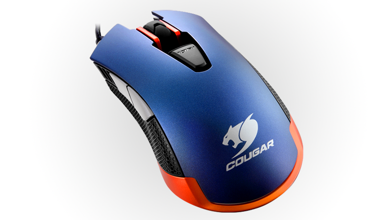 Cougar 550M Gaming Mouse Review - Falls Short on One Aspect
