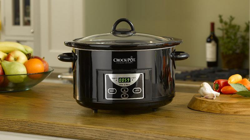 Crock-Pot 4.7L Countdown Slow Cooker Review - Facing an Uphill Battle