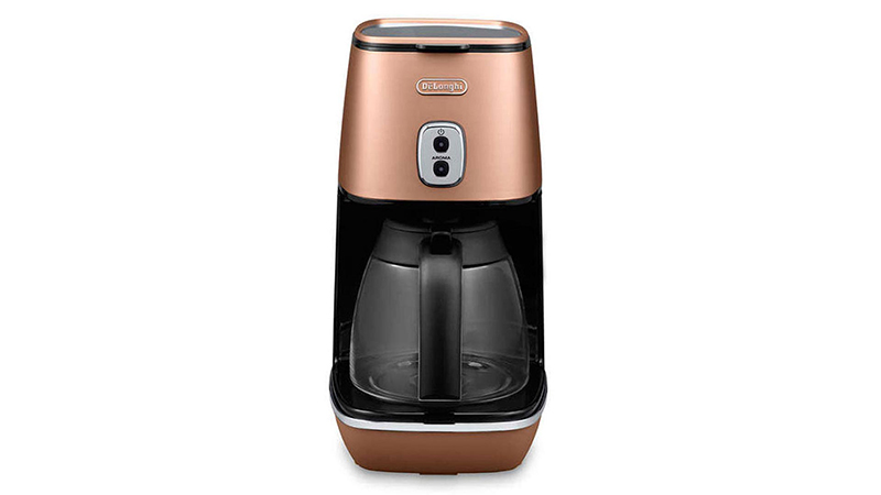 DeLonghi Distinta ICMI 2 Review - Modern Features With a Smart Design