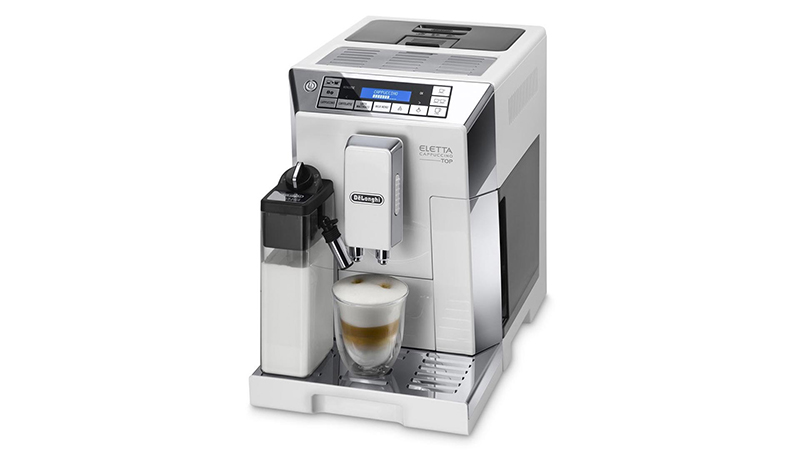 DeLonghi Eletta Cappuccino Top Review - For Those Willing to Spend the Extra Mile