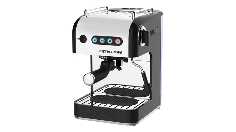 Dualit Espress-Auto 3-in-1 Coffee Machine Review - A Hybrid Coffeemaker