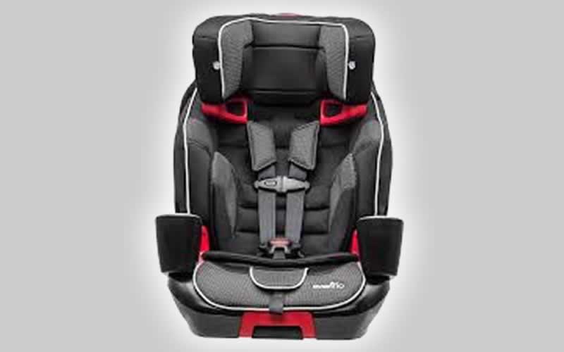 Evenflo Recalls 56,000 Car Seats
