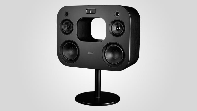 Fluance Fi70 (Black Ash) - Not Your Average Bluetooth Speaker