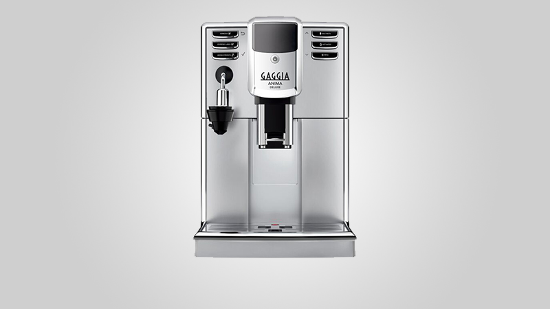 Gaggia Anima Deluxe Review - Offers a Different Style of Making Coffee