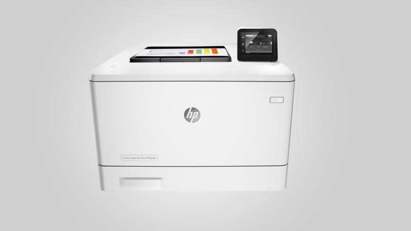 Compact Color Laser Printer Review