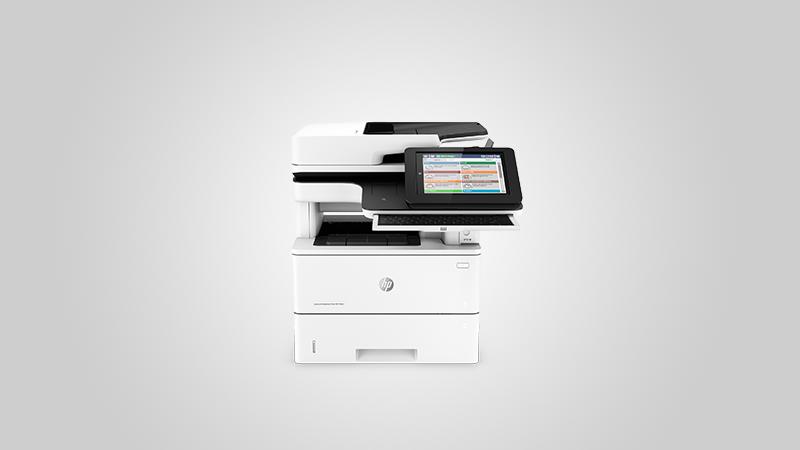 HP LaserJet Enterprise MFP M527dn Review - A Fast Workhorse