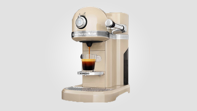 KitchenAid Nespresso Artisan Review - An Exciting Entity