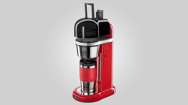 Coffee Maker Person Called : KitchenAid Personal Coffee Maker Review - For Just One Person Tech Pep