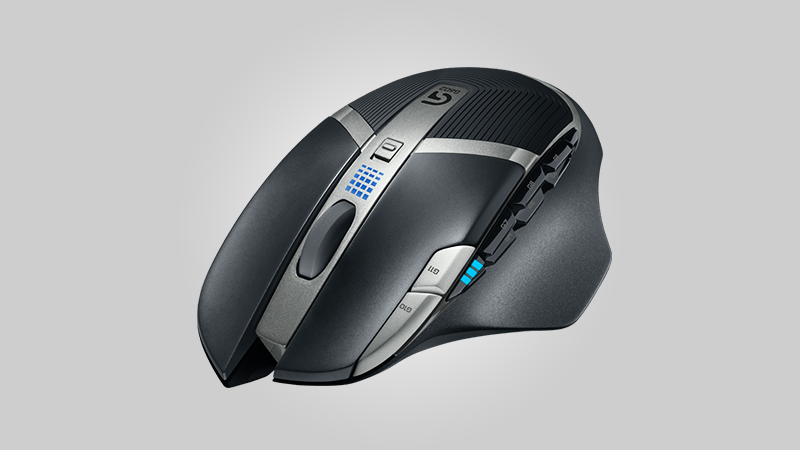 Logitech G602 Gaming Mouse Review - A Formidable One